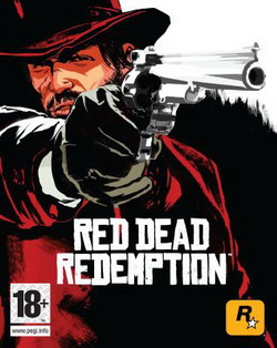 Red Dead Redemption - Portada