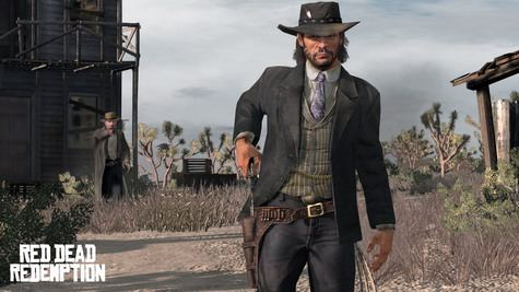 Red Dead Redemption - Traidor