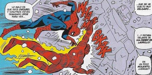Spider-Man y sus sorprendentes amigos - Antorcha Humana