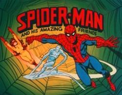Spider-Man y sus sorprendentes amigos - Portada