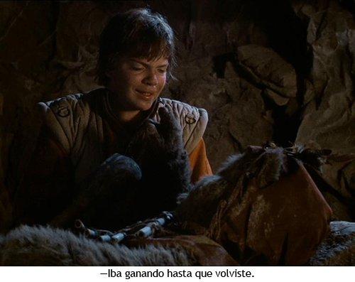 Star Wars - La aventura de los ewoks - La muerte de Chukha-Trok