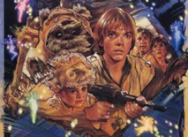 Star Wars: La aventura de los ewoks