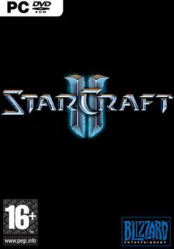 Starcraft 2 - Portada