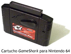 Zelda Ocarina of Time - Cartucho GameShark