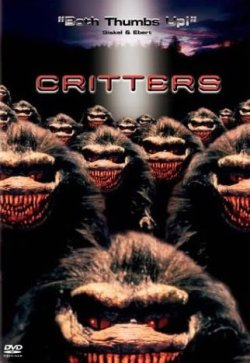Critters - Critters 1 - Carátula