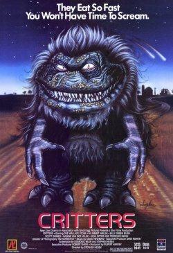 Critters - Portada