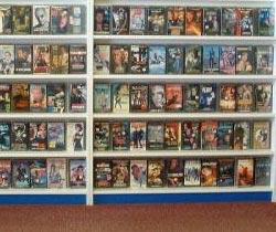 Películas - Alquiler de cintas VHS