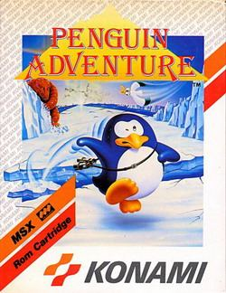 Penguin Adventure - Portada