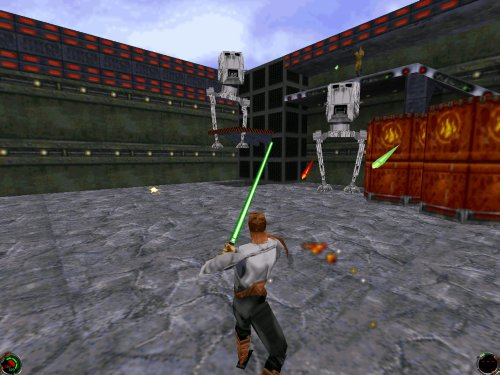 Star Wars - Jedi Knight - AT-ST