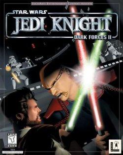 Star Wars - Jedi Knight - Carátula