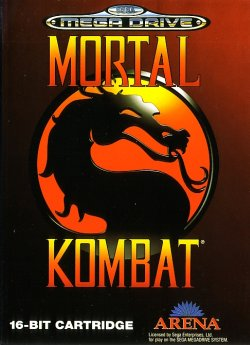 Mortal Kombat - Carátula