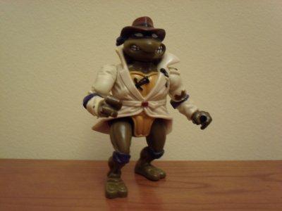 TMNT - Mis muñecos favoritos - Donatello de incógnito