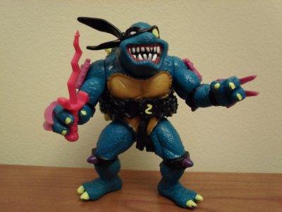 TMNT - Mis muñecos favoritos - Slash