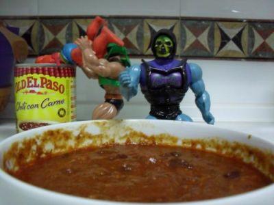 Cocinando con Skeletor - Chili - Despedida