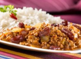 Cocinando con Skeletor: chili con carne