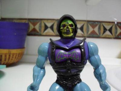 Cocinando con Skeletor - Chili - Skeletor se presenta