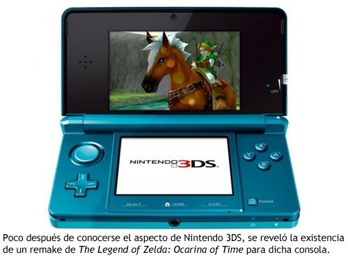 Nintendo E3 2010 - Ocarina of Time 3DS