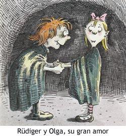 El pequeño vampiro - Rüdiger y Olga