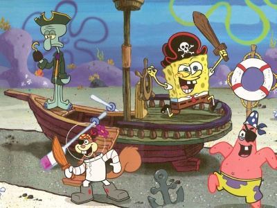 Piratería - Bob