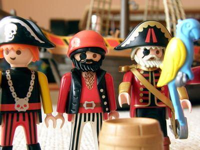 Piratería - Click