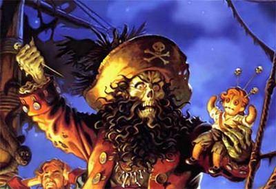 Piratería - Lechuck