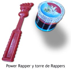 Rappers - Torre