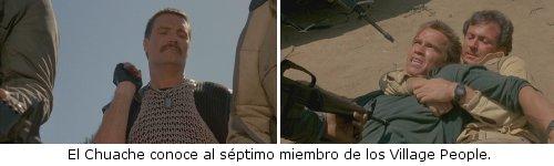 Commando - Bennet