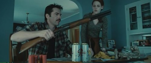 Crepúsculo - Papá carga la escopeta