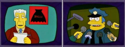 Crepúsculo - Simpsons
