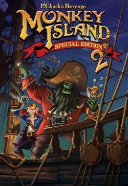 Monkey Island 2 Special Edition - Carátula