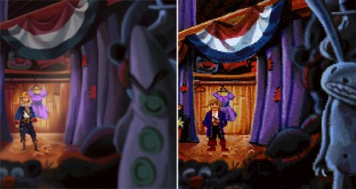 Monkey Island 2 Special Edition - Disfraces