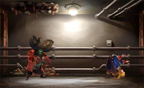 Monkey Island 2 Special Edition - Muñeco vudú