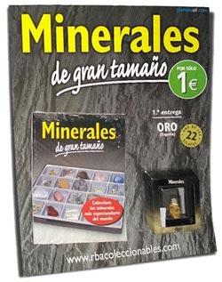 Colección - Minerales