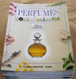 Colección - Perfumes
