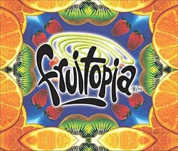 Fruitopia - Logotipo original