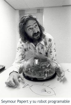 MSX Logo - Seymour Papert