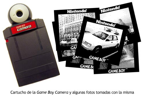 Game Boy Camera - Fotos