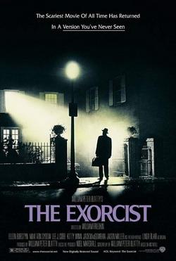 El Exorcista - Cartel