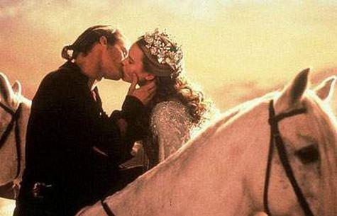 La Princesa Prometida - Beso