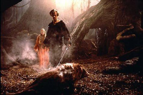 La Princesa Prometida - El Pantano de Fuego
