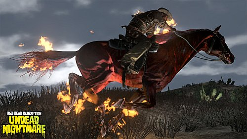 Red Dead Redemption - Undead Nightmare - Guerra