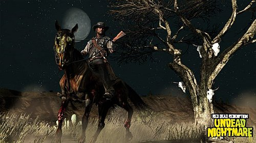 Red Dead Redemption - Undead Nightmare - John Marston