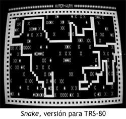 Snake - TRS-80