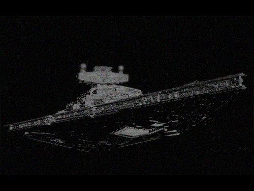 Star Wars - Las tropas de la muerte - Destructor estelar