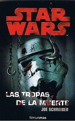 Star Wars - Las tropas de la muerte - Portada