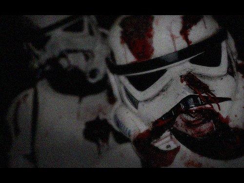 Star Wars - Las tropas de la muerte - Tropas de asalto zombis