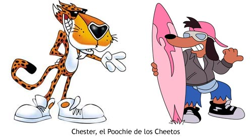 Cheetos - Chester y Poochie