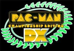 Pac-man CE DX - Logo
