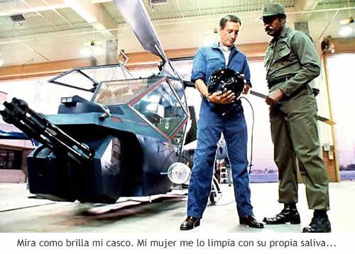Piloto del Trueno Azul
