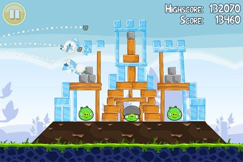 Juegos Android - Angry Birds